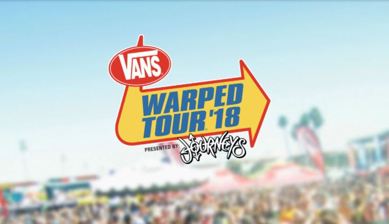 First Vans Warped Tour Lineup